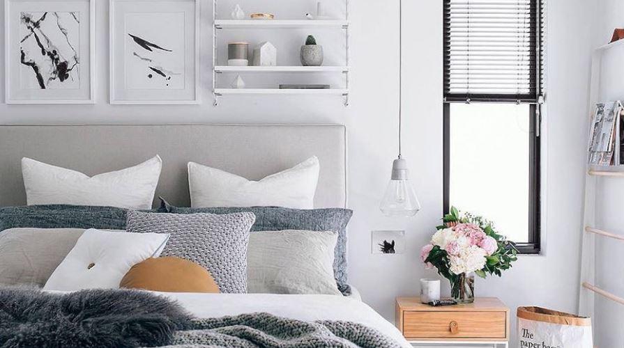 Mẫu thiết kế phòng ngủ 3m2 đẹp