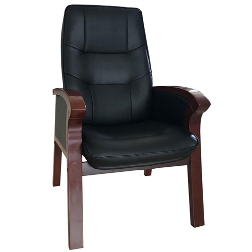 Ghế phòng họp gỗ tự nhiên GH12