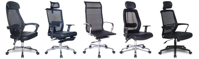 #5 Ghế lưới văn phòng cao cấp tốt nhất hiện nay