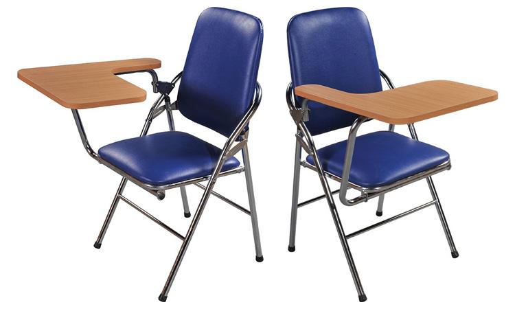 Ghế training liền bàn khung Inox cao cấp