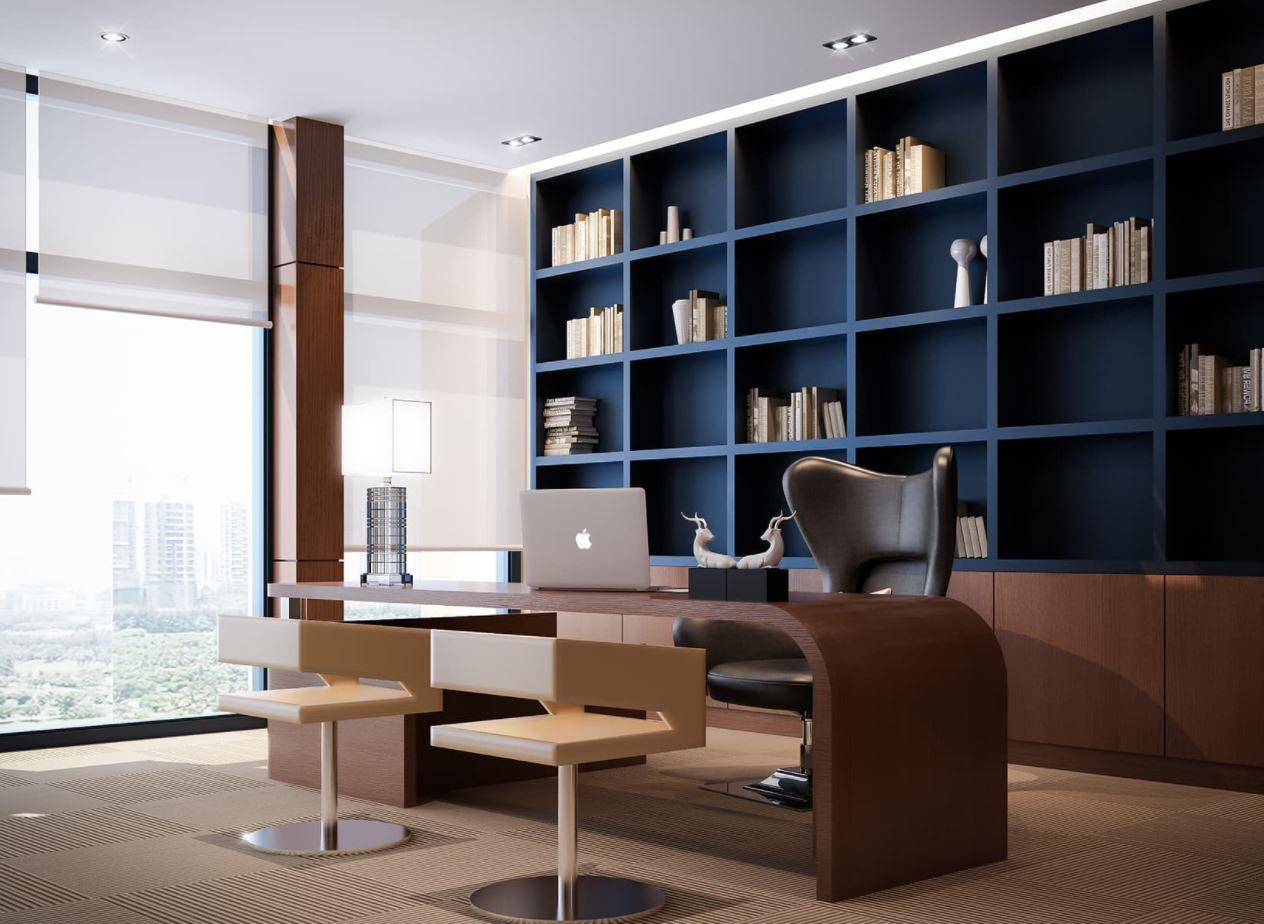 5 lý do nên thiết kế nội thất văn phòng cao cấp, chuyên nghiệp